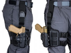 StealthGearYSA Ventcore® Drop-Leg Holster