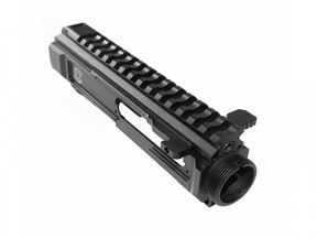 100% Ambidextrous Multi-Caliber Side Charging Upper Receiver