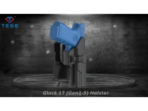 Auto-angle adjustable Holster