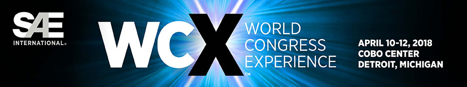 WCX World Congress Experience 2018